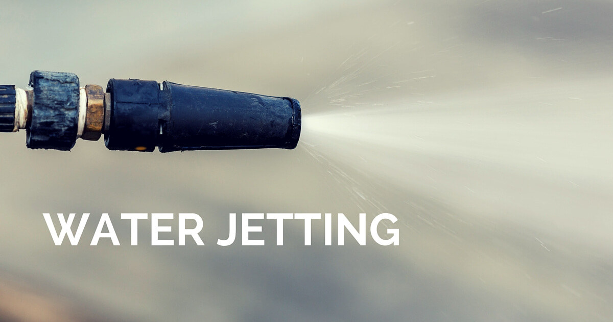 Water Jetting